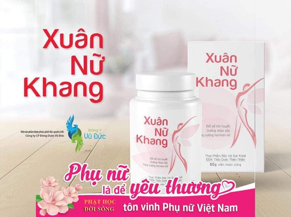 Xuân Nữ Khang